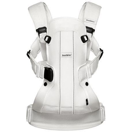 La mochila portabebés We Air de BabyBjörn,  La mochila Porta Bebé fácil de usar y fácil de ajustar, Además podrás usarla durante mucho más tiempo y además llevar a tu hijo también en la espalda. Tejido Mesh de red suave y transpirable.