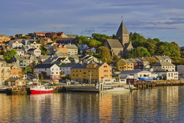 Kristansund, Norway  Homeland of my Great Grandfather Melhus