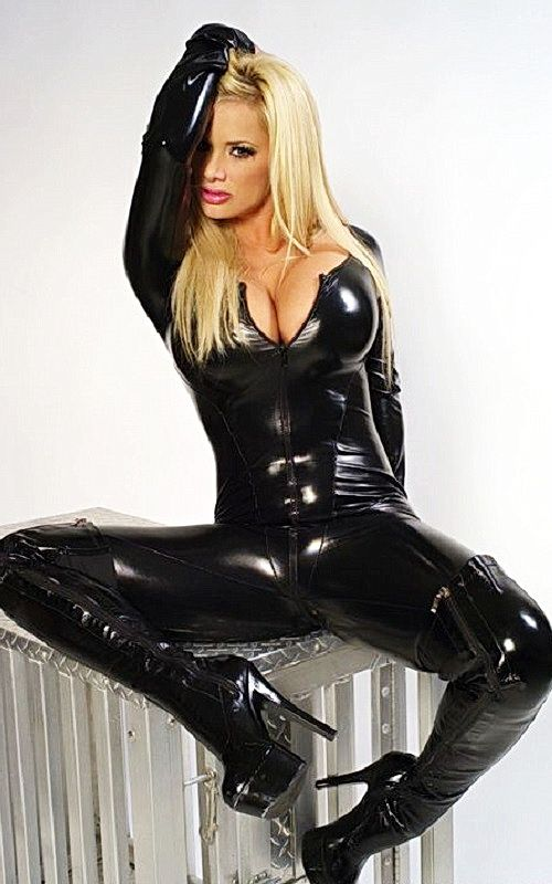 Bondage queen leather catsuit japan bebe rubber cosplay 7