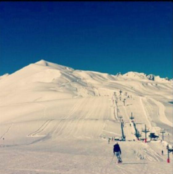 Skiing - France - 2013