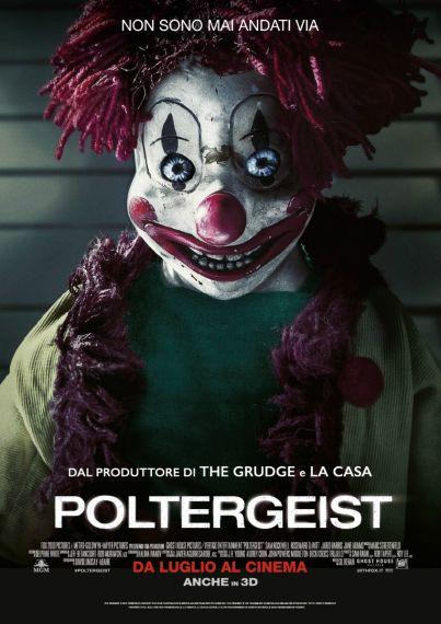 """Dai produttori di """"La casa"""" Poltergeist (#film, #horror) dal 2 luglio 2015 al #cinema ... guarda la scheda e il #trailer"""