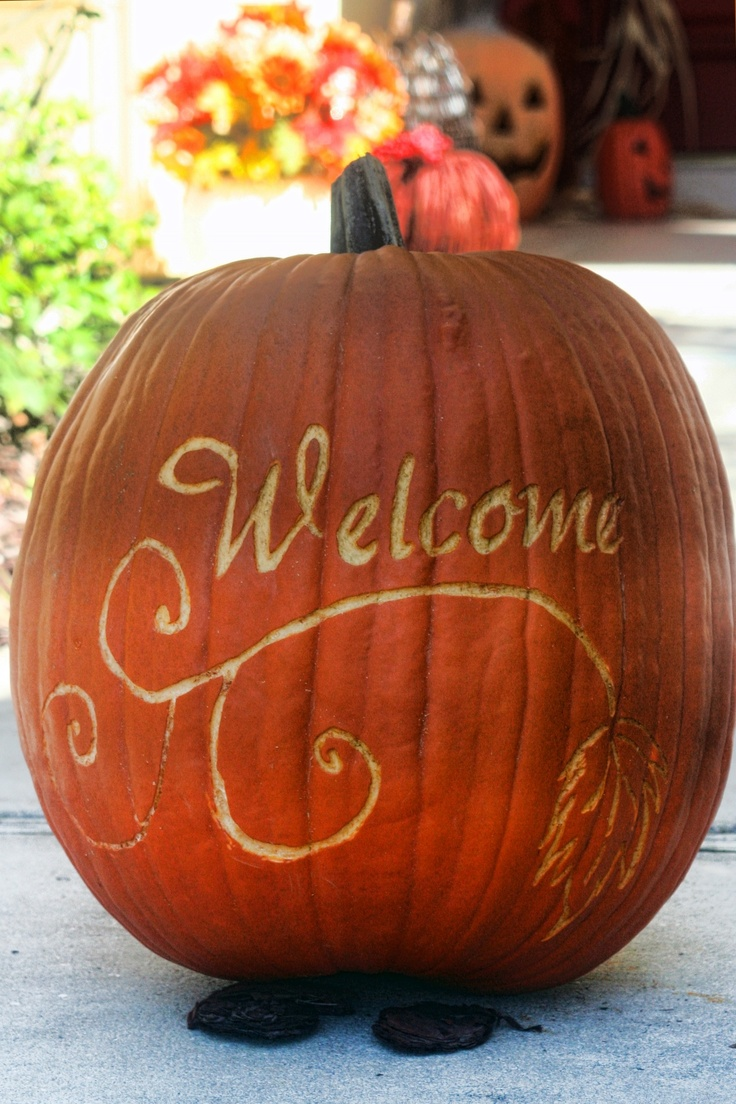 Pumpkins in paradise dremel tool and pumpkin carving