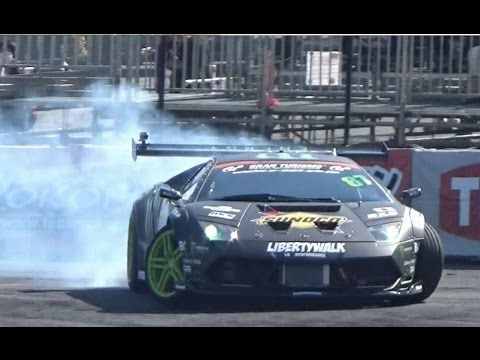 First ever Lambo Drift Car #lamborghini #drifting #tuned