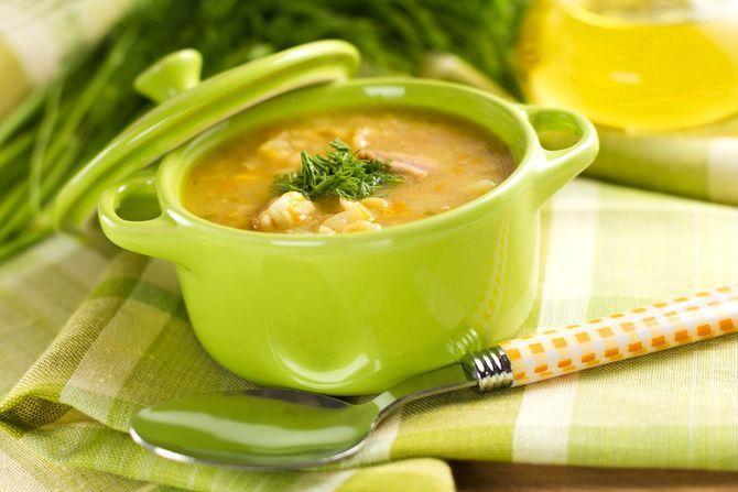 если есть супы похудеешь