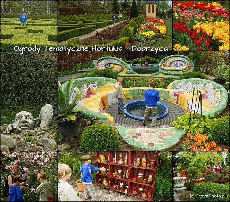 DOBRZYCA - Ogrody Tematyczne Hortulus cz.1 Tysiące gatunków i odmian roślin, piękna architektura ogrodowa i 28 tematycznych ogrodów! Zaczynamy od japońskiego, a później kolorowy zawrót głowy... Jesteśmy wiosną więc mamy tulipanowe szaleństwo!