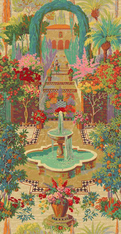 Boeme Spanish Garden