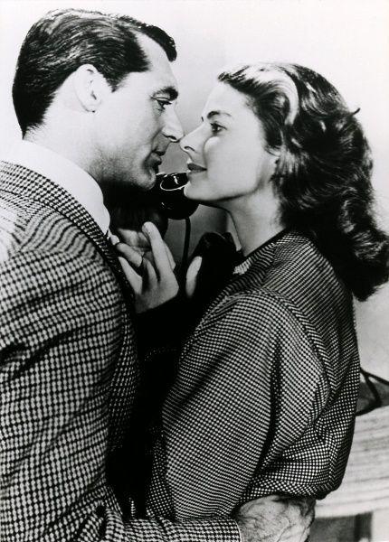 Cary Grant, Ingrid Bergman - Notorious (Hitchcock, 1946)