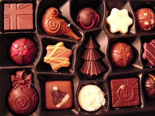 Christmas Chocolate :D