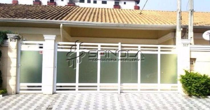 Spínola Consultoria Imobiliária - Casa para Venda em Praia Grande