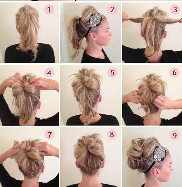 Phenomenal 1000 Images About My Hairstyles On Pinterest Bandanas Hairstyle Inspiration Daily Dogsangcom