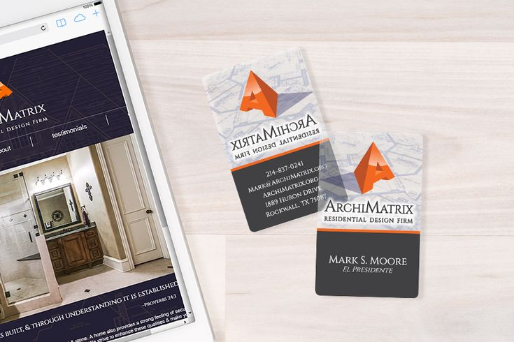 106 best business cards images on pinterest residential design firm business cards archimatrix reheart Images