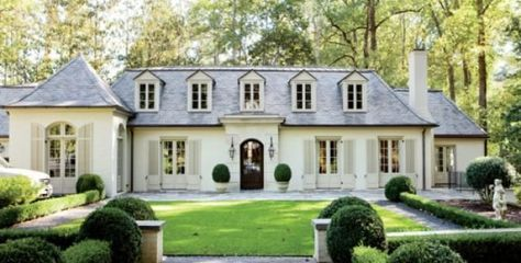 drawing house plans online french georgian - Google Search