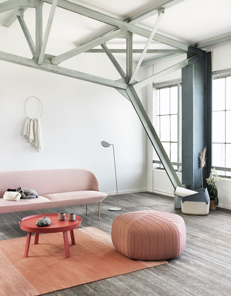With Pink And Red Tones You Can Create A Colorful Living Room That Delightsu2026