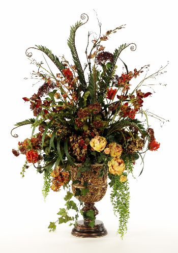 35 Best Tuscan Flower Arrangements Images On Pinterest