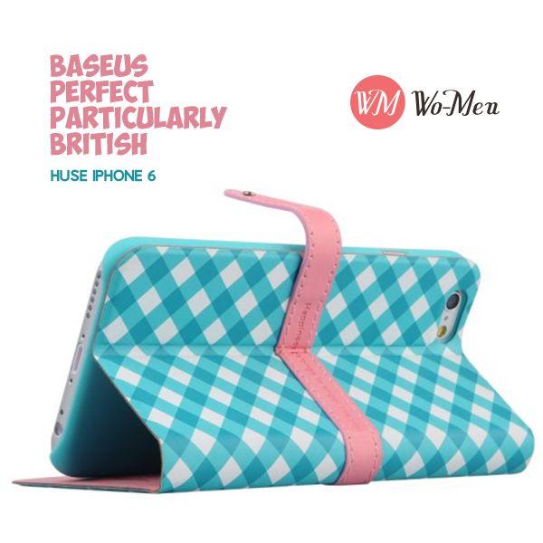 Descopera noile huse BASEUS Particularly Perfect British pentru iPhone 6. Comanda acum!