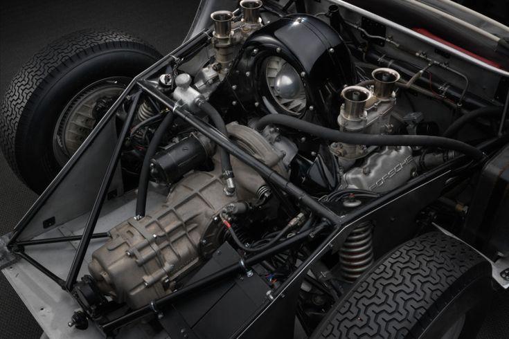 The Revs Institute | 1960 Porsche RS-60 Spyder
