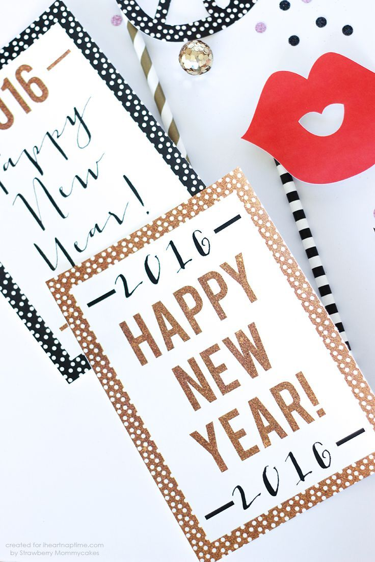 new year photo props celebrate the new year with friends free printable new years eve party invites free printable new year quizzes