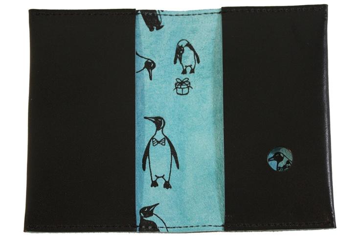 OZIO: Card case  Penguin