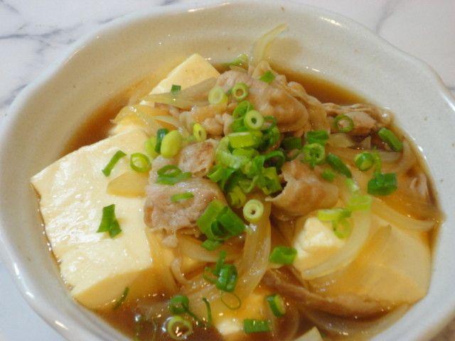 豚ばらが最高! 肉豆腐 by kimosuke [クックパッド] 簡単おいしいみんなのレシピが218万品