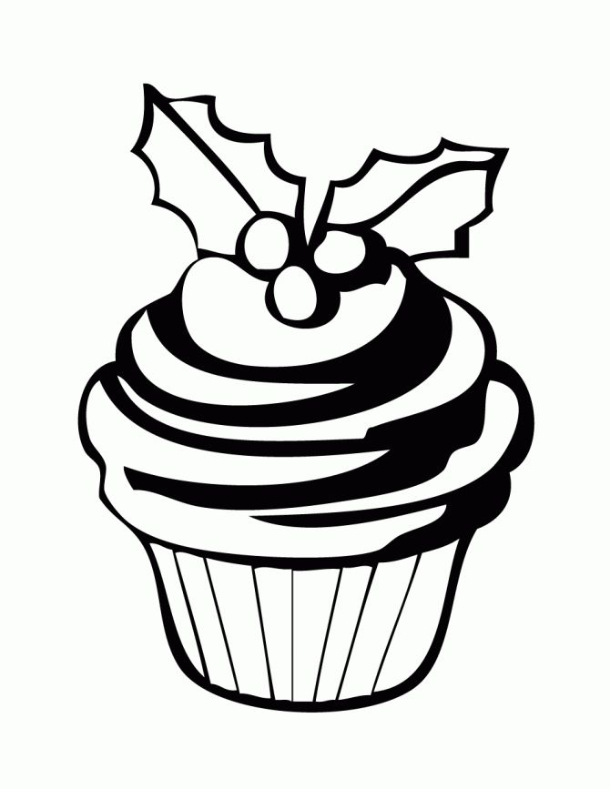 59 Best Images About Outlines CUPCAKES On Pinterest