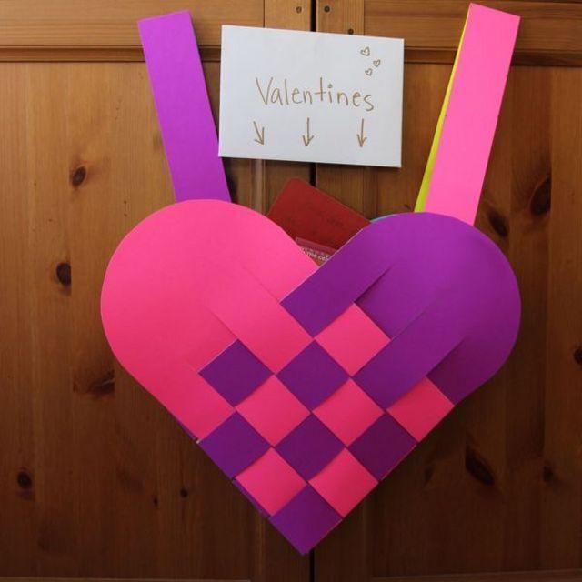 Ambachten gemakkelijk Valentine's voor Kinderen | eHow