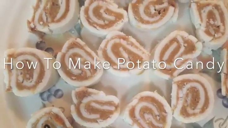 How To Make Potato Candy