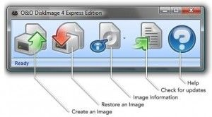 free disk imaging software O&O disk image express free