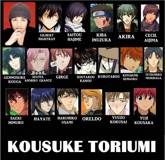 Anime Characters Speaking English : Best voice actors images on pinterest actor