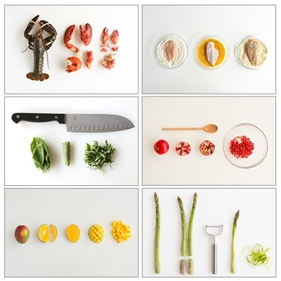 Learn cooking fundamentals, essential knife skills, and basics on preparing fruits, seafood, vegetables, and meat.