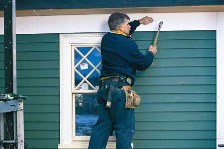 Photo:  | thisoldhouse.com | from How to Hang Clapboard Siding