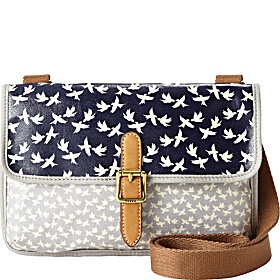 Fossil Key Per Mini Crossbody - Bird