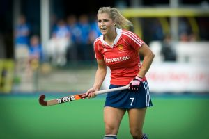 Georgie Twigg (BA 2012) won a bronze medal in hockey at the London 2012 Olympic Games.
