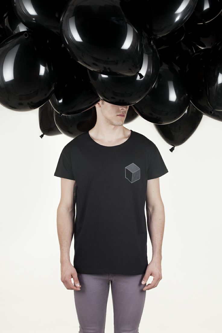 CUBE _ MAN T _ limited edition