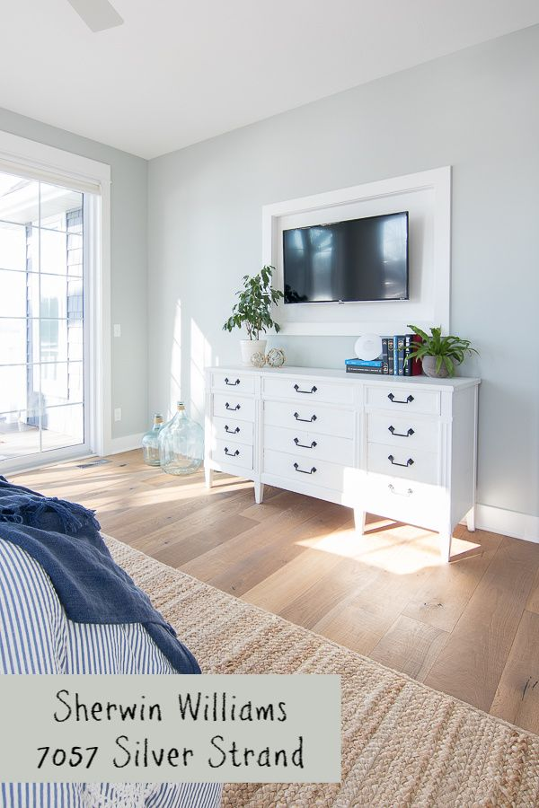 lake house blue and gray paint colors bedroom wall on lake cottage interior paint colors id=38269