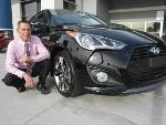 Sport Compact Veloster in 2012, has bolted out of the chute for 2013 with a turbo edition. A three-door hatchback, the latest... http://www.jonhallhyundai.com/models/hyundai-veloster