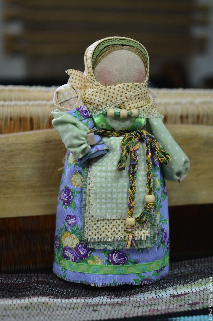 Купить Кукла-оберег Мамушка - семейный оберег. - разноцветный, оберег, оберег…