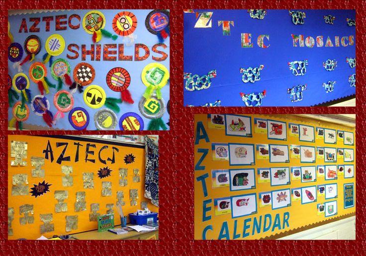 Aztec Classroom Decor ~ Ideas about primary classroom displays on pinterest