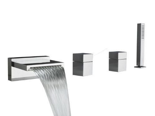 148 Best Waterfall Faucets Images On Pinterest Waterfall