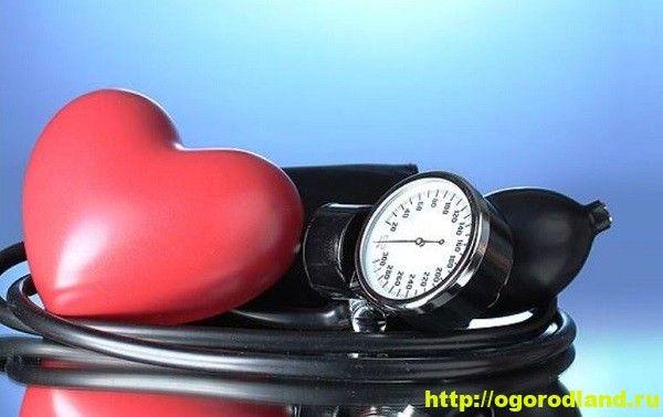 Понижаем артериальное давление.