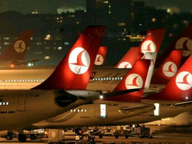İstanbul Atatürk Airport (IST) in #Istanbul, İstanbul