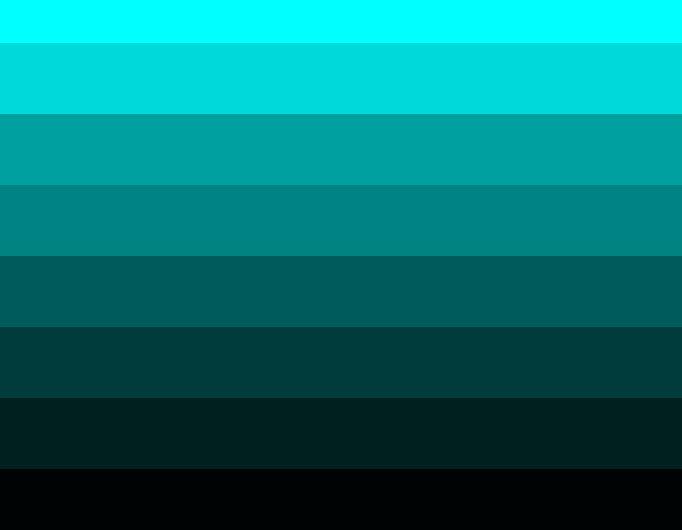 Different Shades Of Blue Different Shades Of Blue