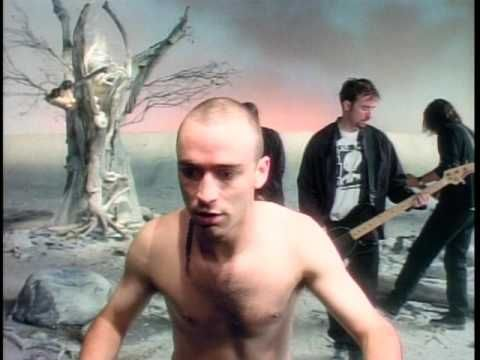 Live - I Alone - One of the best bands from the 90's. Freaking creepy, lunatic asylum escapees video.