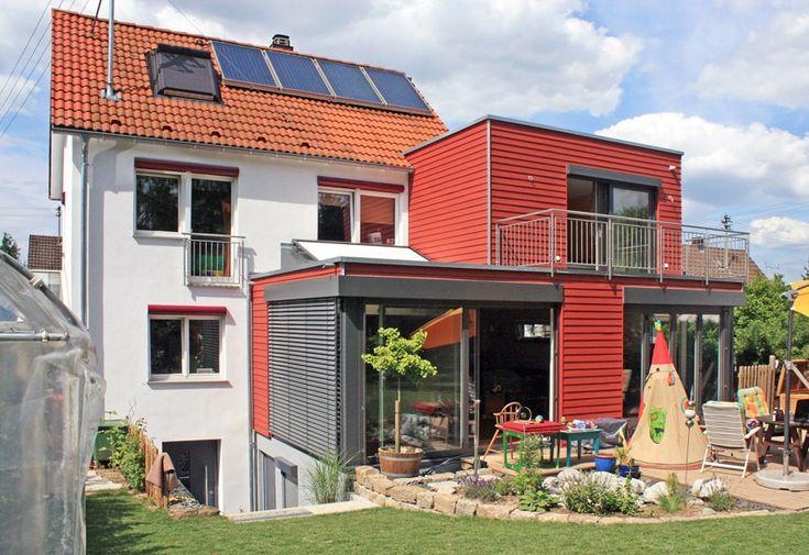 die besten 25 haus aufstocken ideen auf pinterest dachgauben dachloggia und bauernhaus. Black Bedroom Furniture Sets. Home Design Ideas
