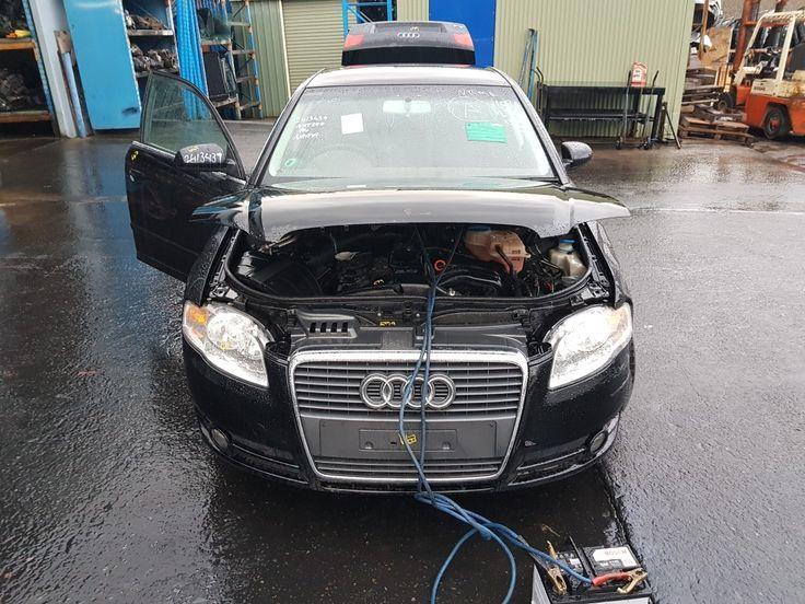 Audi A4 B7 2.0L 4 Cylinder Automatic (04-07)