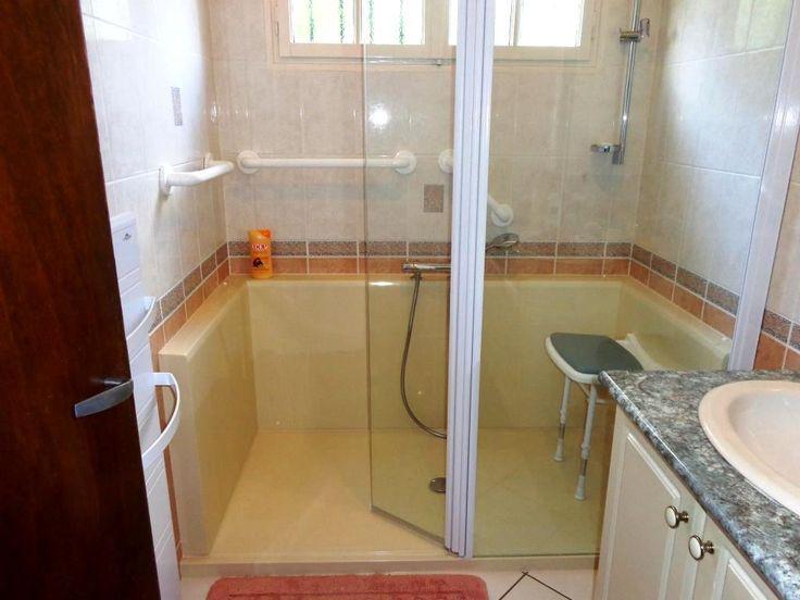 les 25 meilleures idées de la catégorie salle de bains pour ... - Salle De Bain Pour Personne Agee