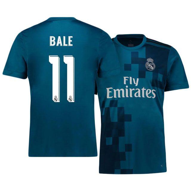 big sale 51ede 230e6 Real Madrid Jersey 17-18 gareth bale Third Shirt | siempre real