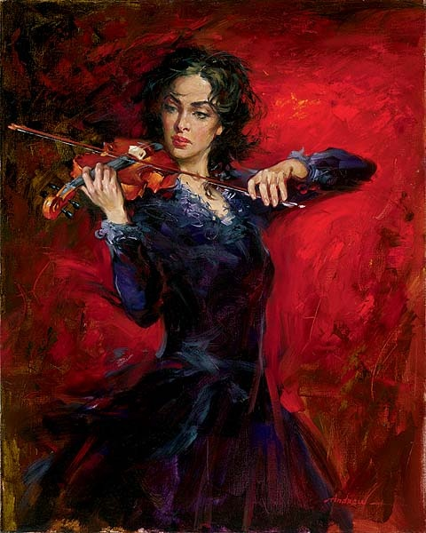 Music...Andrew Atroshenko