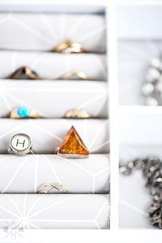 Ringaufbewahrung selber machen   relleomein.de #ringstorage #ringdisplay #diy