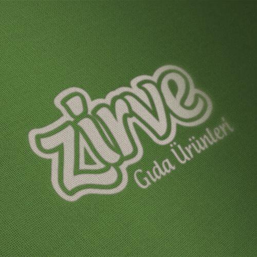 Zirve Gıda Ürünleri - Logo Tasarımı - Logo Design