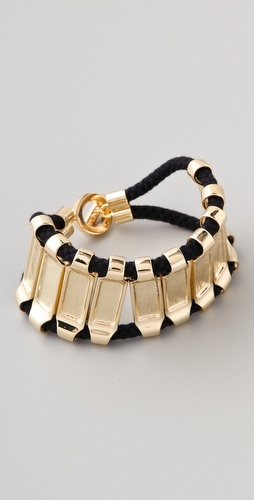 Noir for L.A.M.B. Bar Bracelet